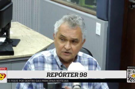Deputado reconhece que indicou o professor Josué de Oliveira Moreira para reitoria do IFRN