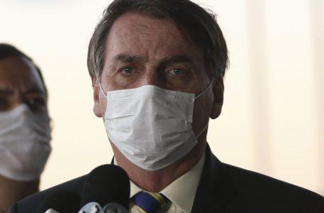 Justiça do DF obriga Bolsonaro a usar máscara em público
