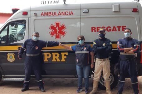 Coronavírus: PRF e Samu formam parceria para atender pessoas infectadas