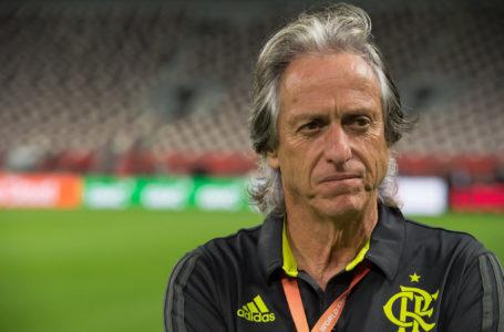 Flamengo renova com Jorge Jesus até junho de 21 por 4 milhões de euros