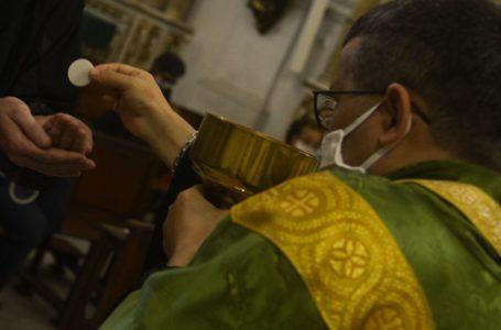Arquidiocese autoriza presença de fiéis em missas com até 20% da capacidade de igrejas a partir de segunda-feira (5)