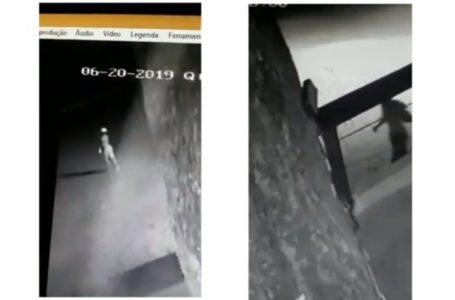 [VÍDEO]: Polícia divulga imagens de suspeitos pelo homicídio do ex-dirigente do ABC