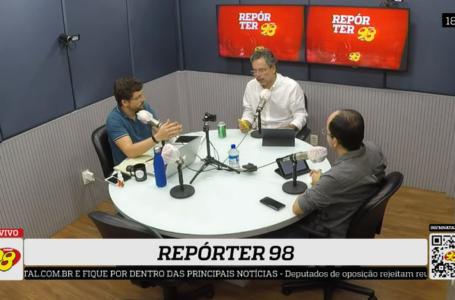 Repórter 98: bancada federal, governo e ministros falham em defender interesses do RN