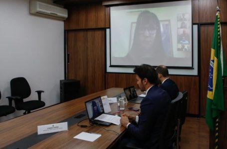 Fábio Faria estabelece diálogo com a Confederação Nacional da Tecnologia da Informação e Comunicação