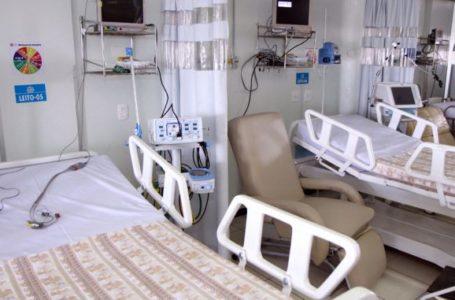 Mais de 80% dos leitos críticos para Covid estão ocupados na Região Metropolitana de Natal