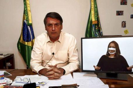 Críticas ambientais que o Brasil sofre são injustas, segundo Bolsonaro