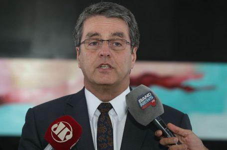 Diplomata brasileiro deixa hoje direção-geral da OMC