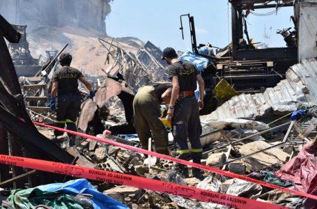 Mais de 60 pessoas estão desaparecidas após explosão em Beirute
