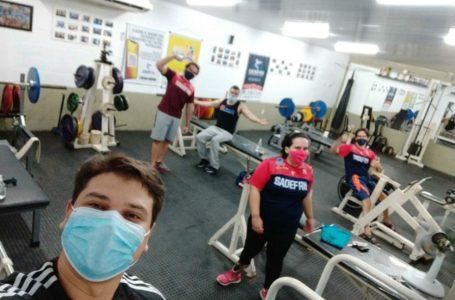 Sadef/RN retoma treinamentos depois de quase cinco meses