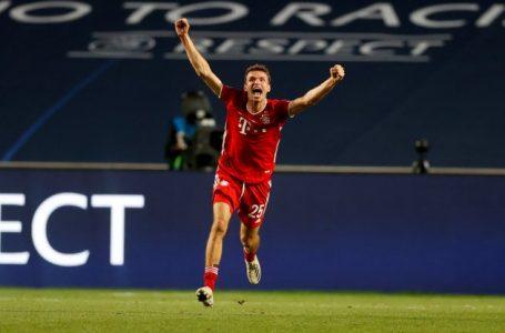 Bayern vence PSG e conquista Liga dos Campeões