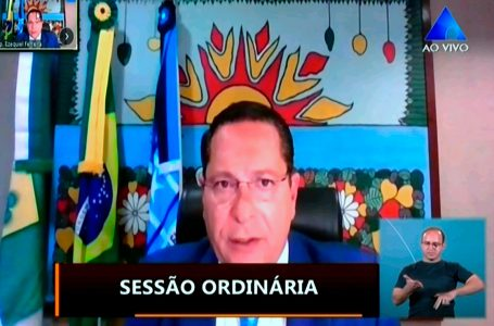 Presidente da Assembleia Legislativa do RN cobra ações para conter incêndios no Seridó e alerta para prejuízos