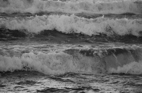 Litoral do RN terá ventos de até 60km/h e ondas de 2,5 metros