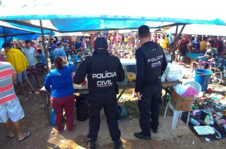 Suspeito de matar policial civil é preso em feira de Natal