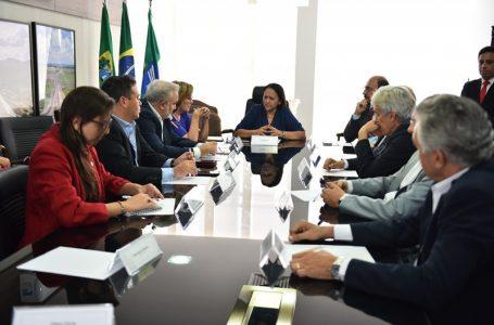 Governadora e bancada federal se reúnem hoje para tratar sobre a Petrobras