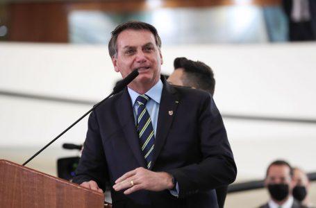 Bolsonaro afirma que não pretende participar de eleições municipais no 1º turno