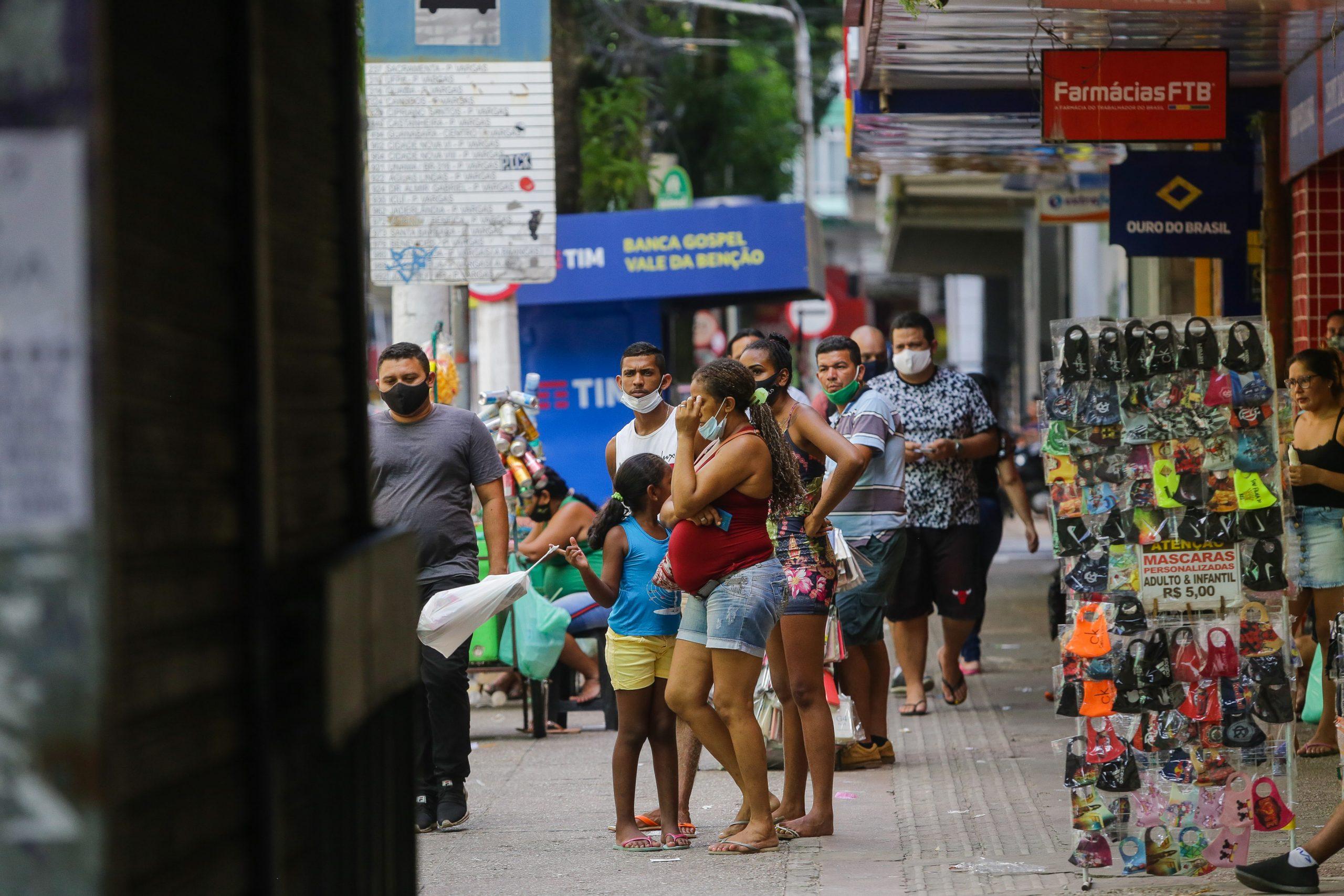 Coronavírus: com comércio reaberto, RN é 2º no Brasil e 1º no NE em redução de mortes