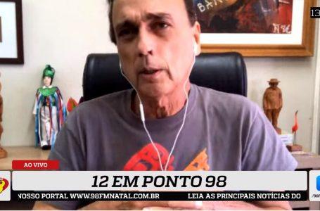 12 em Ponto 98: presidente da Funcarte afirma que ajuda emergencial federal não será suficiente para Natal