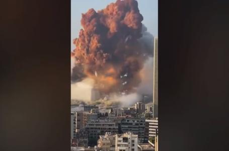 30 dias após explosão em Beirute, socorristas detectam sinal de vida em escombros