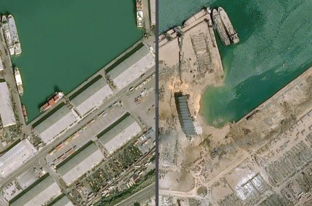 Repórter 98 mostra Beirute antes e depois da explosão que assustou o mundo; confira