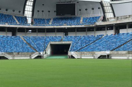 Arena das Dunas volta a receber jogos de futebol quase cinco meses depois da pandemia de Coronavírus