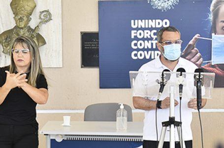 Coronavírus: RN tem taxa de ocupação nos leitos públicos de UTI de 50%