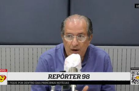 "Repórter 98: ""O respirador que o RN precisa é o aeroporto"""