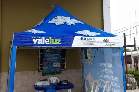Cosern retoma Vale Luz e oferece desconto na conta em troca de materiais recicláveis