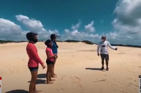 Repórter 98: Sindicato dos Bugueiros produz vídeo para divulgar o RN e atrair turistas no pós-pandemia