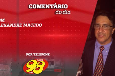 Novo encontro de Lula e Sergio Moro – Alexandre Macedo – 06/08/2020