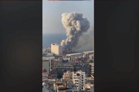 Governo do Líbano decide colocar todos os responsáveis pelo porto de Beirute em prisão domiciliar