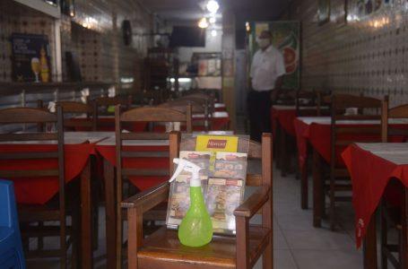 Bares e restaurantes: sindicato diz que vai colaborar com decretos e pede fiscalização