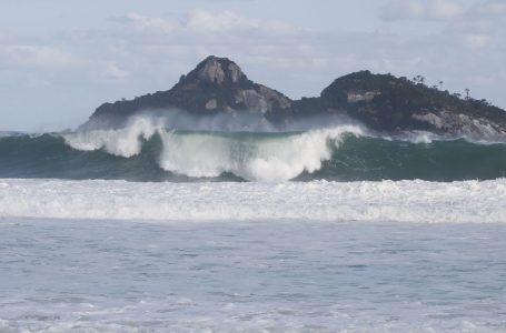 Ciclone extratropical se aproxima do nordeste, alerta a Marinha