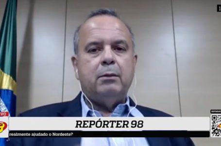 """Rogério Marinho: """"Falar em 2022 é desrespeito com cidadão. RN precisa debater projetos"""""""