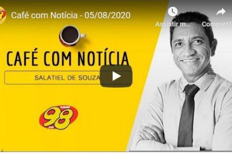 Café com Notícia: sem fiscalização, preço de material de construção segue abusivo e Salatiel cobra atuação do Procon