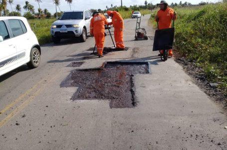 Manutenção da estrada que liga Assú a Carnaubais começa nesta segunda-feira