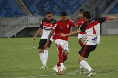 América estreia na Série D com empate sem gols com o Campinense