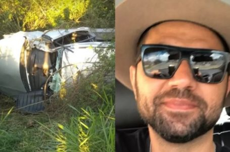 Vocalista de banda baiana morre em acidente de carro