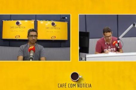 Café com Notícia: Salatiel critica a postura da secretária Elequicina dos Santos (STTU) que não compareceu à convocação da Câmara Municipal