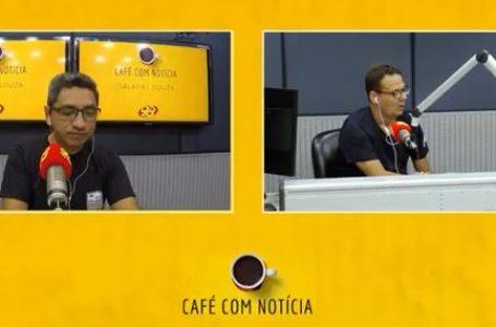 """Café com Notícia: """"Tem que perguntar à população para poder fazer mudança em transporte"""", comenta Salatiel"""