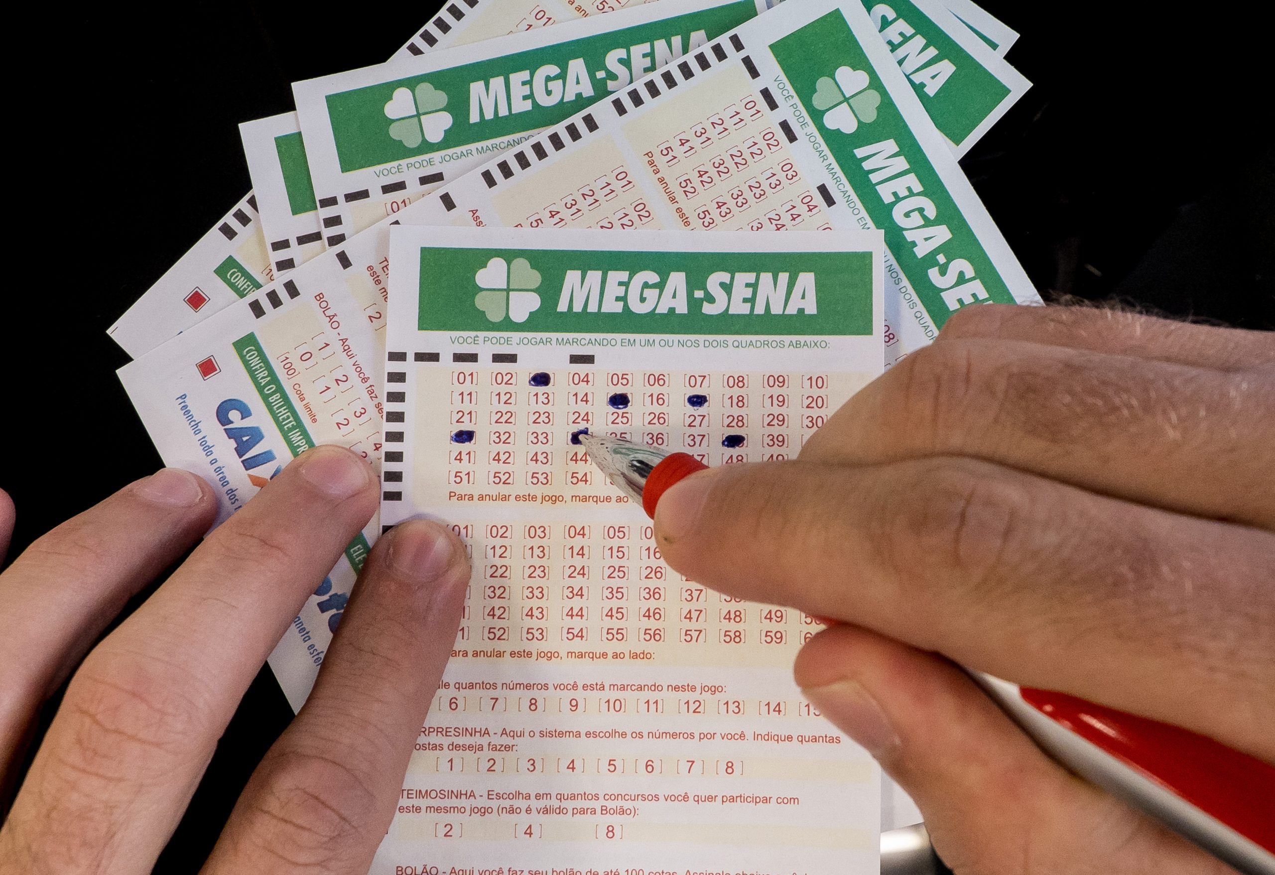 Mega-Sena pode pagar R$ 32 milhões nesta quinta-feira