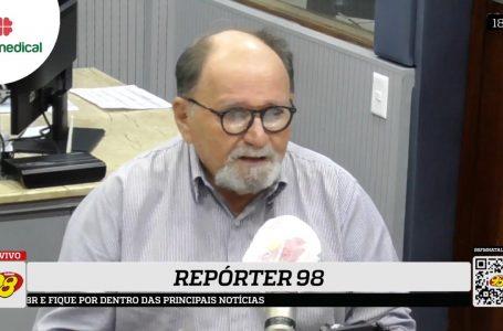No Repórter 98, José Vanildo diz que campeonato estadual de futebol 2020 foi um sucesso para clubes e torcedores
