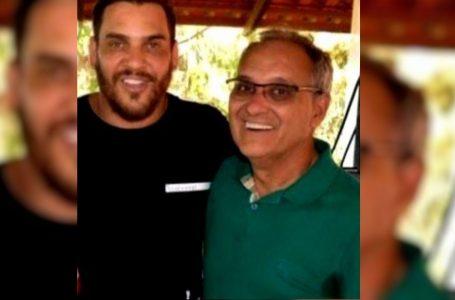 Internado com Covid, pai do cantor Cauan apresenta melhora