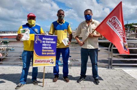 Correios não negociam e aguardam decisão da justiça sobre greve