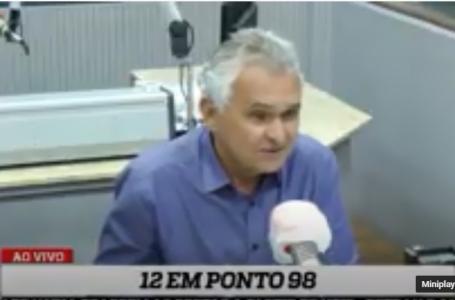 Governo Fátima se apropria de obras do Governo Federal, diz General Girão
