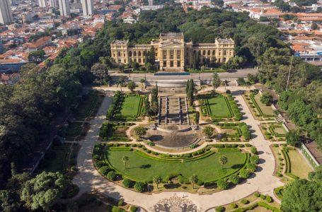 Museu do Ipiranga em São Paulo está com 25% das obras concluídas