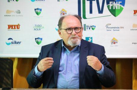 FNF trabalha convênio com Universidade Federal do Rio Grande do Norte