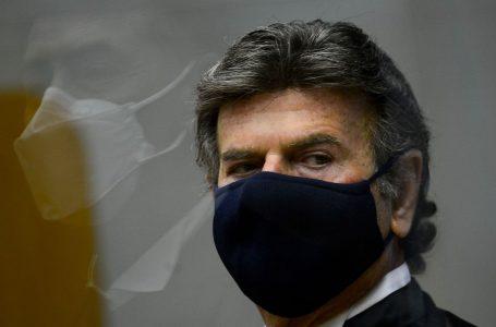Fux diz que atuação do STF na pandemia está na vanguarda mundial