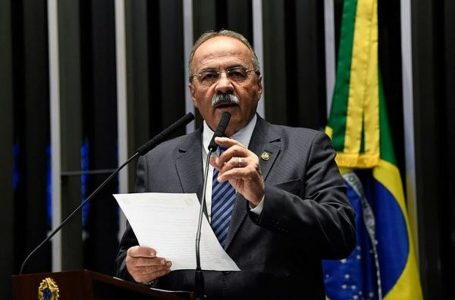 Presidente do Conselho de Ética do Senado diz que Chico Rodrigues deveria se licenciar do mandato