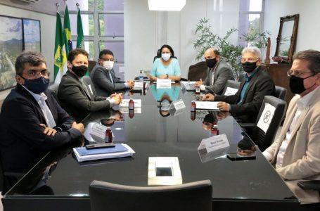 Fátima assina hoje acordo para Governo Federal executar obras do Projeto Seridó