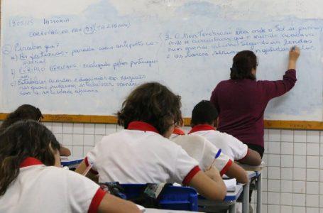Governo garante piso 2020 da rede estadual de ensino